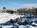Falls Park covered in snow.JPG