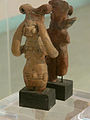 Female figurine 4. Mature Harappan period. Indus civilization.JPG