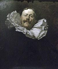 Portrait du peintre Antoine Guillemet