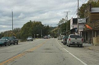Ferryville, Wisconsin Village in Wisconsin, United States