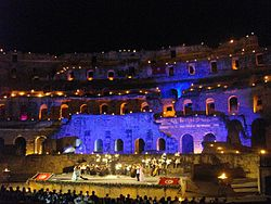 Image illustrative de l'article Festival international de musique symphonique d'El Jem