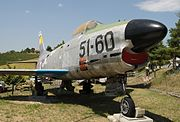Fiat F-86K Sabre, Italy - Air Force JP7429679.jpg