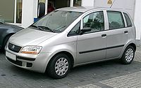 Fiat Idea thumbnail