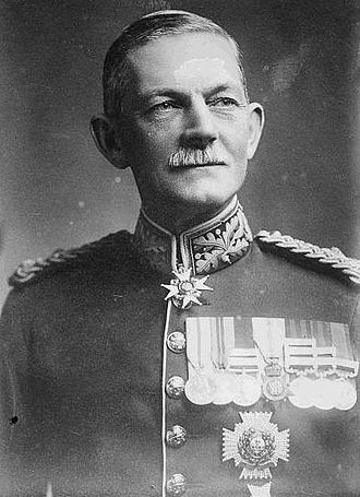 Arthur Barrett (Indian Army officer) - Lieutenant General Sir Arthur Barrett c.1915