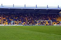 Field Mill away stand - geograph-1248314.jpg
