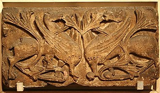 Artuqids - Figurative Architectural Piece Turkish and Islamic Arts Museum, Istanbul