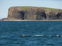 Fingal's cave from the sea.jpeg