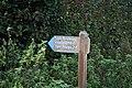 Fingerpost at Worth - geograph.org.uk - 969036.jpg