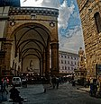 Firenze - Florence - Via della Ninna - ICE Photocompilation Viewing from WNW to NW.jpg