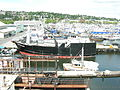 Fisherman's Terminal from Ballard Bridge 05.jpg