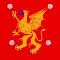 Flag of Östergotland lan.png