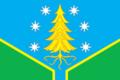 Flag of Dolzhnikovskoe (Ulyanovsk oblast).png