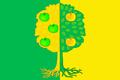 Flag of Michurinskoe (Krasnodar krai).png