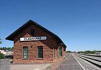 Flagstaff AZ - train station.jpg