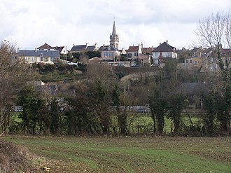 Fleury-sur-Orne - A general view of Fleury-sur-Orne