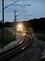 Flickr - nmorao - Intercidades 574, Alcácer, 2008.03.11.jpg