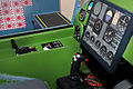 Flight Simimulator of the Pacific Aviation Museum.jpg