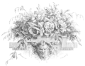 Floral ornament with satyr head by Giacomelli.png