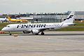 Flybe Nordic (Finnair livery), OH-LKF, Embraer ERJ-190LR (16269095840).jpg