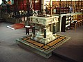 Font in The Parish Church of the Holy Ascension, Settle - geograph.org.uk - 379624.jpg