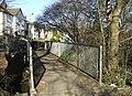 Footbridge over the Houndsden Gutter between Nestor Avenue and Deepdene Court, N21 - geograph.org.uk - 328090.jpg