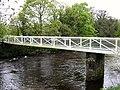 Footbridge over the River Fleet - geograph.org.uk - 1373374.jpg