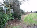 Footpath towards Upper Fields farm - geograph.org.uk - 323765.jpg