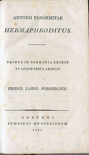 Forberg, Friedrich Karl (1770-1846)