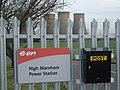 Former Entrance to High Marnham PS - geograph.org.uk - 676956.jpg