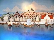 Fornsalen - Hafen von Visby