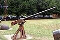 Fort Belknap twin cannons.jpg