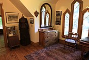 Fort Dalles Museum Interior and exhibits, IMG008.jpg