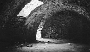 Fort ticonderoga vault in bakery.jpg