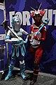 Fortnite cosplayers at Comic Con 2019 (48350957056).jpg