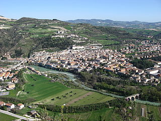 Fossombrone Comune in Marche, Italy