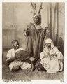 Fotografi av Tanger. Charmeur de serpents - Hallwylska museet - 104966.tif