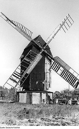 Fotothek df rp-a 0400042 Insel-Tornau. Bockmühle, Baujahr 1837