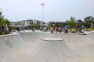 Historic Fourth Ward Park - Skate park