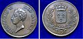 France Pretender Bronze Coin 5 Fr 1831 Henri V.jpg