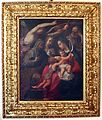 Francesco carracci, sacra famiglia con tre santi 01.jpg