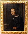 Franciabigio, ritratto di giovane uomo con lettera.JPG