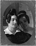 Francis Alexander - Mrs. Beale Thayer and Miss Sarah Blanchard - 64.413 - Museum of Fine Arts.jpg
