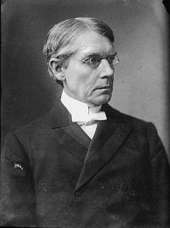 Francis Landey Patton American educationalist and theologian