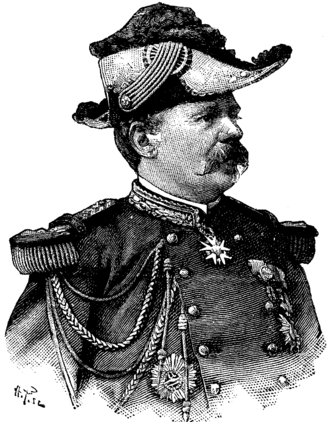 François Perrier (French Army officer) - General François Perrier