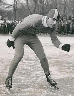 Frank Stack (speed skater) Canadian speed skater