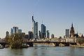 Frankfurt skyline with river Main - Germany - March 25th 2012.jpg
