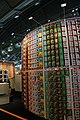 Frankfurter Buchmesse 2016 - Bücherturm 4.JPG