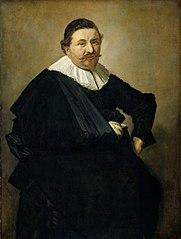 Portrait of Lucas de Clercq