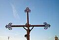 Franvillers cimetière (croix fer forgé) 1.jpg