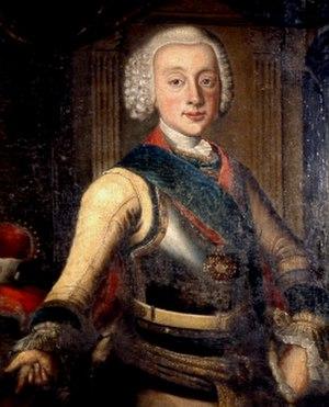Frederick Augustus, Prince of Anhalt-Zerbst - Image: Frederick Augustus, Prince of Anhalt Zerbst